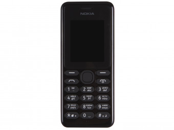 Купить Мобильный телефон Nokia 108 Dual SIM Black