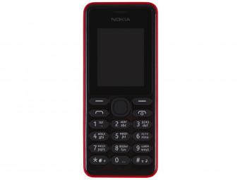 Купить Мобильный телефон Nokia 108 Dual SIM Red