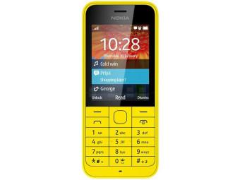 Купить Мобильный телефон Nokia 220 Dual Sim Yellow