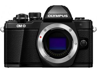 Купить Фотокамера беззеркальная Olympus E-M10 mark II Body black