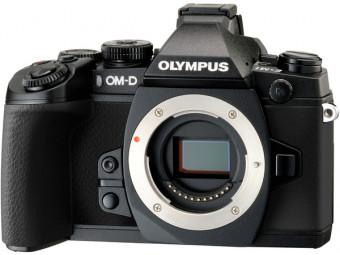 Купить Фотокамера беззеркальная Olympus E-M1 Body black