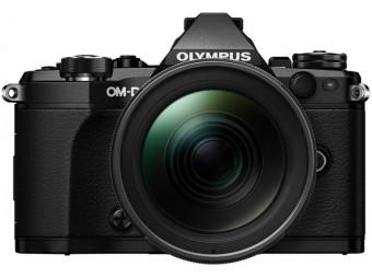 Купить Фотокамера беззеркальная Olympus E-M5 mark II 12-40 PRO Kit black/black