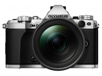 Купить Фотокамера беззеркальная Olympus E-M5 mark II 12-40 PRO Kit silver/black