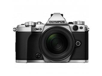 Купить Фотокамера беззеркальная Olympus E-M5 mark II 12-50 Kit silver/black