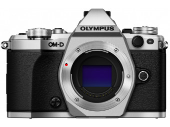 Купить Фотокамера беззеркальная Olympus E-M5 mark II Body silver