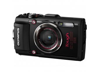 Купить Фотокамера Olympus TG-4 Black