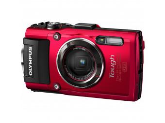 Купить Фотокамера Olympus TG-4 Red