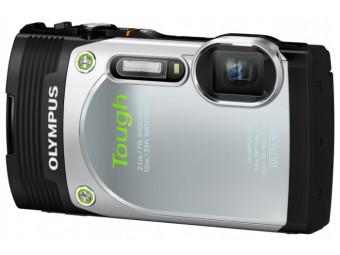Купить Фотокамера Olympus TG-850 Silver