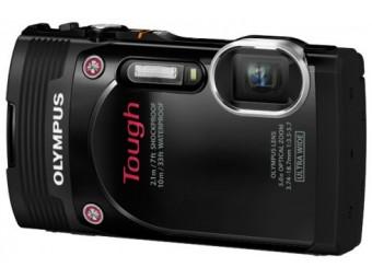 Купить Фотокамера Olympus TG-850 Black