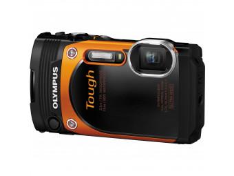 Купить Фотокамера Olympus TG-860 Orange