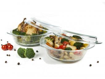 Купить Набор посуды для СВЧ ITERNA OV101
