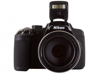 Купить Фотокамера Nikon Coolpix P610 Black