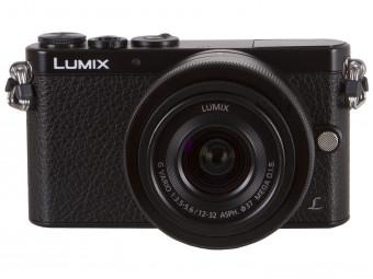 Купить Фотокамера со сменным объективом Panasonic DMC-GM1 Kit 12-32mm Black