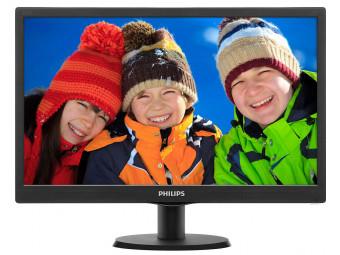 Купить Монитор Philips 203V5LSB2/62  Black
