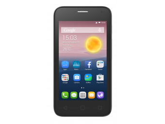 Купить Смартфон Alcatel 4024D SOFT SLATE