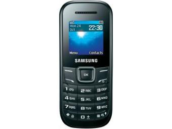 Купить Мобильный телефон Samsung E1200 Black