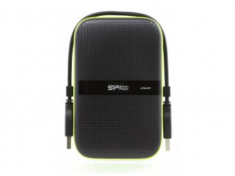 Купить Жесткий диск внешний Silicon Power Armor A60 500 GB Black (SP500GBPHDA60S3K)