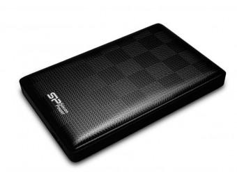 Купить Жесткий диск внешний Silicon Power Diamond D03 500 GB Black (SP500GBPHDD03S3K)
