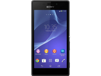 Купить Смартфон Sony D2302 Xperia M2 DS Black