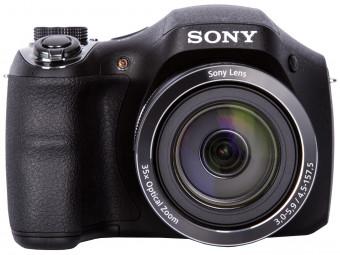 Купить Фотокамера Sony DSC-H300 Black