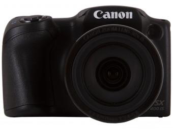 Купить Фотокамера Canon PowerShot SX400 IS Black