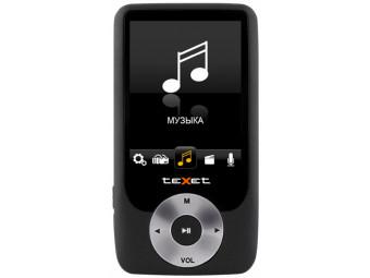 Купить MP3 плеер Texet T-79 8Gb Black