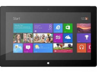 Купить Планшет Microsoft Surface RT 10.6'' 32GB (9HR-00016) Dark Grey + Dock