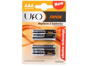 Купить Батарейка тип AAA UFO LR03 NEOX 4шт