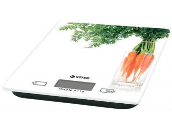 Купить Весы кухонные Vitek VT-2418 White