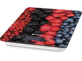 Купить Весы кухонные Vitek VT-2422 Multi-color