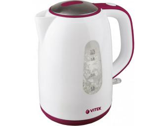 Купить Электрический чайник Vitek VT-7006 White