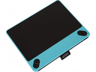 Купить Графический планшет Wacom Intuos Comic Blue PT S (CTH-490CB-N)