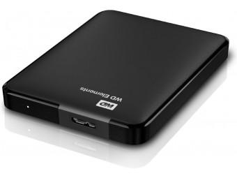 Купить Жесткий диск внешний WD Elements 500GB Black