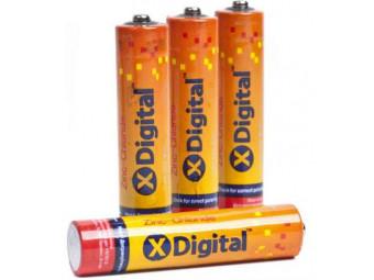 Купить Батарейка тип AA X-Digital Longlife R6 4 шт