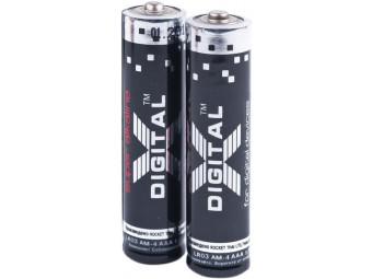Купить Батарейка тип AAA X-Digital LR03 2 шт