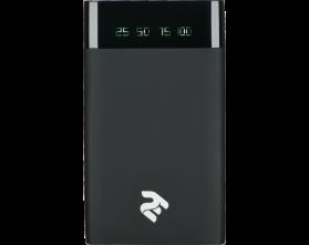 Батарея мобильная 2E 10000mAh Black (2E-PB1008B-Black)
