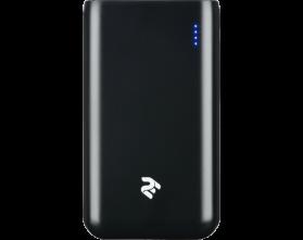 Батарея мобильная 2E 10000mAh Black (2E-PB1018A-Black)