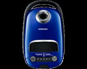 Пылесос для сухой уборки с мешком Samsung VC21F60JUK1/UK