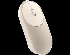 Мышь беспроводная Xiaomi Mi Mouse Gold (HLK4008GL)