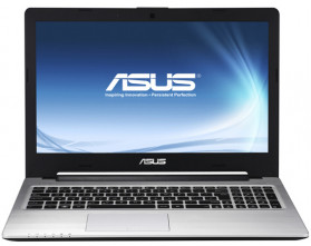 Фото - Ноутбук Asus K56CB-XX446 Black/Silver