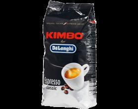 Кофе в зернах Kimbo Espresso Classic Arabica 40%, Robusta 60% 250 гр