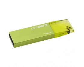 Флеш USB Kingston DTSE3 16GB USB 2.0 Green (DTSE3/16GB)