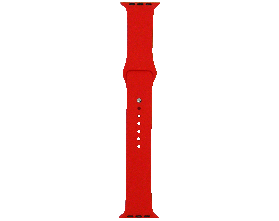 Ремешок для смарт-часов Molife Apple Watch Silicone Sport Band Red 42mm