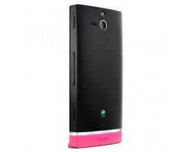 Фото - Смартфон Sony ST 25i Xperia U Black Pink