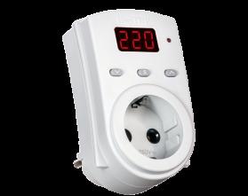 Автомат защиты от всплесков напряжения DigiTOP V-protector 10AS