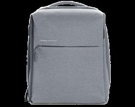 Рюкзак для ноутбука Xiaomi Mi minimalist urban Backpack Light Gray