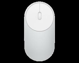 Мышь беспроводная Xiaomi Mi Mouse (XMSB02MW) Silver