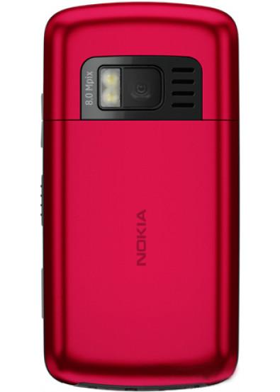 Фото - Смартфон Nokia C6-01 Red
