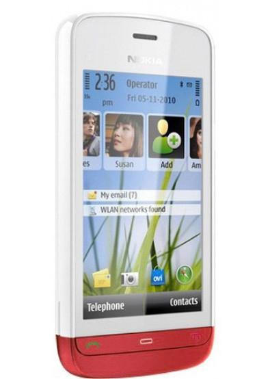 Фото - Смартфон Nokia C5-03 White Red