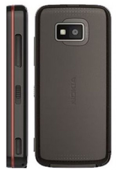 Фото - Смартфон Nokia 5530 Black-red